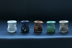 ceramic tealight oil warmer
