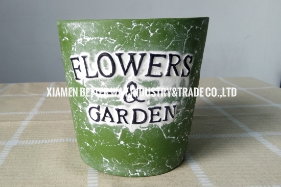 outdoor garden pottery