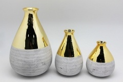 ceramic table vases